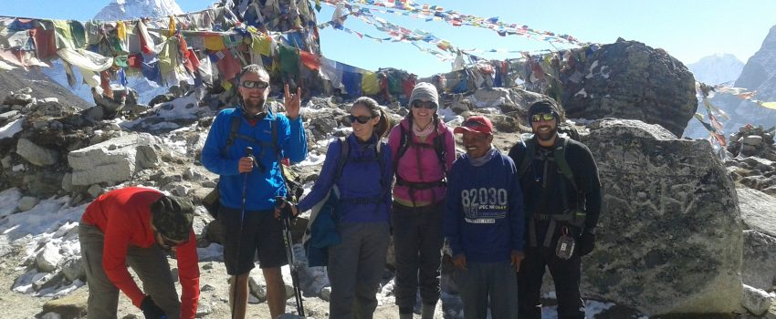 14 Days Everest Base Camp Trekking