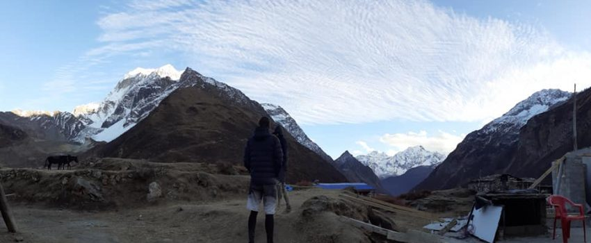 Manaslu Circuit Trekking Via Manaslu Base Camp